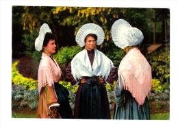Folklore De France: Littoral Nord, Les Dames De La Halle En Tenue D´ Apparat (15-4) - Sin Clasificación