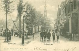 ALK019 - Alkmaar - Bierkade 1901 - Alkmaar