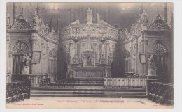 MOISSAC - N° 12 - RETABLE DE L´ EGLISE SAINT PIERRE - Ed. LABOUCHE FRERES - Moissac