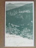 VARALLO  VALSESIA  1901   -BELLISSIMA - Italie