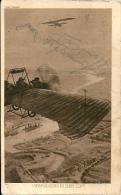 Postcard Aviation RA001816 - Michael Zeno Diemer: Verfolgung In Der Luft - 1914-1918: 1. Weltkrieg