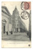 Cp, 42, Saint-Etienne, Eglise Saint-Louis, Rue Gambetta, Voyagée 1905 - Saint Etienne