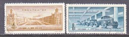 PRC  311-12   (o)  TRUCKS - Used Stamps