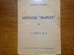 Methode De Danse Simplex - Documenti Storici