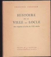 Histoire De La Ville Du Locle - 1960 - Histoire