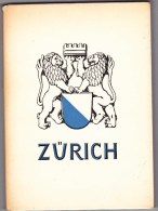 Zuerich - Zurich - éditions Novos 1960 - 3. Temps Modernes (av. 1789)