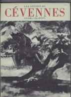 Géa Augsbourg - Cévennes - A. Chamson 1957 - Art