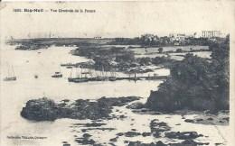 BRETAGNE - 29 - FINISTERE - BEG MEIL - Vue Générale De La Pointe - Beg Meil