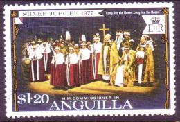 Anguilla 1977 SG #271 $1.20 Silver Jubilee VF Used - Anguilla (1968-...)