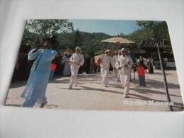 COSTUMI FOLCLORE KOREA RADIO KOREA QLS - Costumes