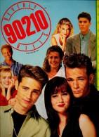 Album Chromo - 033 - Beverly Hills 90210 Série TV Panini 1993 - French Edition