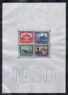 ALLEMAGNE, BLOC Y & T N° 1  IPOSTA 1930,  NEUF ** - MNH - Blocks & Kleinbögen