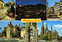 Marburg - Mehrbildkarte 10 - Marburg