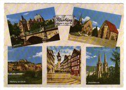 Marburg - Mehrbildkarte 4 - Marburg