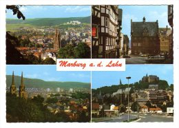 Marburg - Mehrbildkarte 5 - Marburg