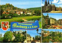 Marburg - Mehrbildkarte 7 - Marburg