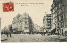 Paris  5 Eme  No 458 Carrefour Rue Monge Daubenton Et De Mirbel JH - Arrondissement: 05