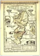 Brasil.Map 1927.Municipio De CAETE - Sin Clasificación