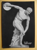 La Cité. Le Musée De Sculpture. Le Discobole Par Mirone. - Vatican
