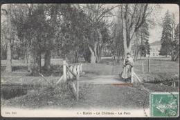 60, Baron, Le Chateau Le Parc - France