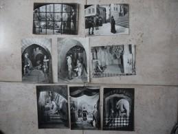 43 LE PUY EN VELAY  LOT DE  8 CARTES Format  10x15 - Le Puy En Velay