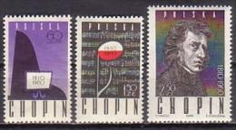 Polen  1148/50 , Xx  (G 2091) - Ungebraucht