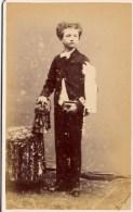 CDV, Ghezzi, A. Falaise, Phot. Parisienne, Communion - Anonyme Personen