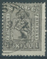 NORWAY - USED/OBLIT.  - 1867  - Yv 11 Mi 11 - Lot 11023 - Norvège