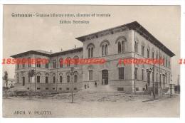 GROTTAMMARE - EDIFICIO SCOLASTICO  F/PICCOLO  NONVIAGGIATA  ANIMATA - Ascoli Piceno