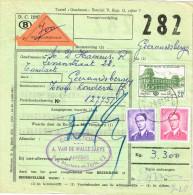 Colis Postal Contre Remboursement D´Anvers - Railway