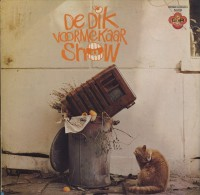 * LP *  DE DIK VOORMEKAAR SHOW - ANDRE VAN DUIN (Holland 1975) - Humor, Cabaret