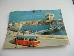 PULLMAN CORRIERA ROSSA ZADAR NAVE SHIP - Buses & Coaches