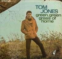 * LP *  TOM JONES - GREEN, GREEN GRASS OF HOME (USA 1967) - Disco, Pop