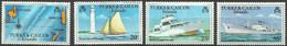TURKS And CAICOS..1978..Michel # 381-384...MNH. - Turks & Caicos (I. Turques Et Caïques)