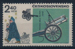 **Czechoslovakia 1970 Mi 1950 Soldier Svejk Soldat MNH - Tchécoslovaquie