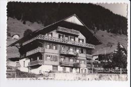 """Carte 1950 CHATEL / CHALET HOTEL """"MONPLAISIR"""" - Châtel"""