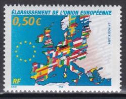 3666Elargissement De L'Union Européenne - Neufs