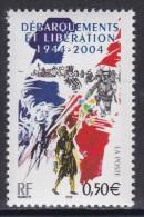 3675Débarquements Des Troupes Alliées Et Libération - Neufs