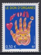 3677Le Don D'organes - Neufs