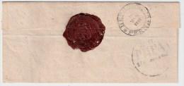 "Estland,1853, "" PERNAU "" , #1339 - Estland"