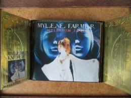 CD MYLENE FARMER POCHETTE  METAL - Collector's Editions