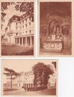 LOT  DE  10  CPA  DU   SÉMINAIRE  SAINT-SULPICE - ISSY  - Toutes Scanées - Cartes Postales
