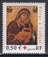 3717Croix Rouge 2004 - Neufs