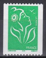 3742Marianne De Lamouche, Sans Valeur Vert (roulette) - 2004-08 Marianne De Lamouche