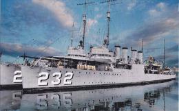 SHIPPING . U.S.S. BROOKS.DD-232 - Warships