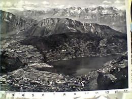 CALDONAZZO LAGO E  PAESI  V1955 EP12086 - Trento