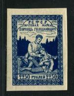 Russia 1921   Mi 165  MNH **  Dark Blue - Neufs