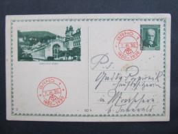 GANZSACHE Ceskoslovensko Brno - Morchenstern 1930  ///  D*14803 - Entiers Postaux