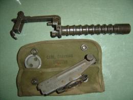 ORIGINAL US M1 GARAND GRENADE LAUNCHER With SIGHTS - Equipement