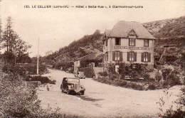 CPA - CELLIER (le) (44) - L'Hôtel BELLE-VUE à Clermont-sur- Loire - Otros Municipios